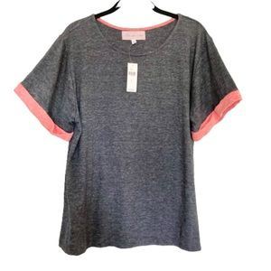 NWT Anthropologie Once Upon A Dream Sleep Tee L